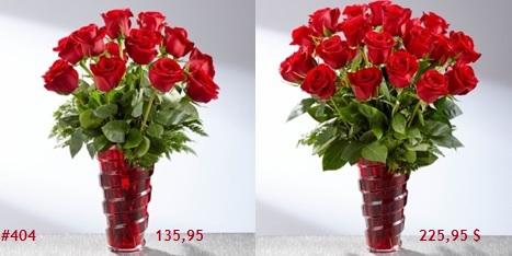 St Valentin 404 Bouquet Romance Durable 135,95   225,95 $