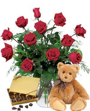 Livraison Bouquet Fleurs Bouquet Roses Rouges St Valentin Cupidon