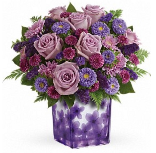 Cupidon florist Mother say delivery flower Montreal Laval Ahuntsic North Montreal Cupison florist