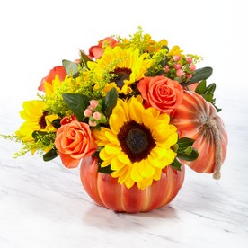Autumn 18-F2 THE FTD BOUNTIFUL BOUQUET 65.99 | 75.99 | 85.99  $