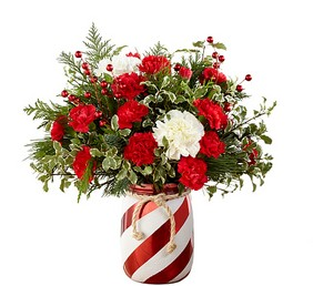 Noel-296-Bouquet-Holiday-Wishes™-FTD®72,95$ | 82,95$ | 92,95$