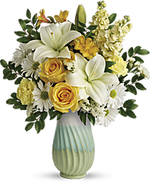 Cupid-92-Teleflora's-Art-Of-Spring-Bouquet  84,95$