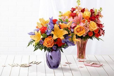 Cupidon florist delivery flower Montreal Laval Ahuntsic North Montreal Cupison florist