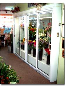 Cupidon fleuriste commerce fleuristerie rue Fleury Est Monteal