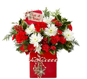 Noel-297-Bouquet-Holiday-CheerTM-FTD® 69,95$ | 79,95$ | 89,95$