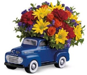 Cupid-12-Bouquet-masculin-Pick-up-Ford 49,95$ / 59,95$
