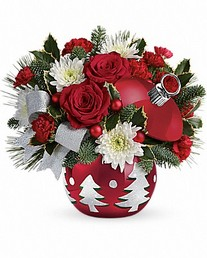 cupid-305-Bouquet-brillante-feerie-hivernale  55,95 $ | 65,95 $